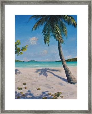 Magens Bay Morning By Alan Zawacki Framed Print