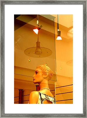 Maggie Framed Print by Jez C Self