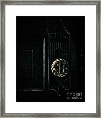 Magic Awaits Framed Print by Emily Kay