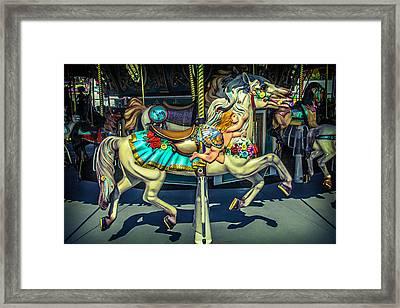 Magic Carrsoul Horse Framed Print