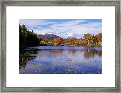 Magic Framed Print by Chad Dutson