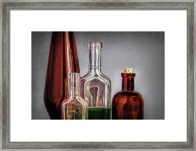 Magic Elixir Framed Print by Tom Mc Nemar