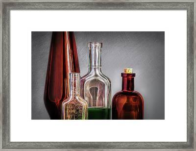 Magic Elixir Framed Print by Tom Mc Nemar