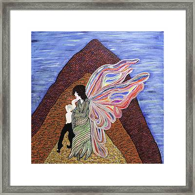 Magic Fades When Disbelieved Framed Print