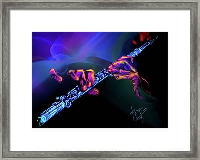 Magic Flute Framed Print
