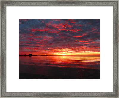Framed Print featuring the photograph Magic In My Lens by Greta Larson Photography