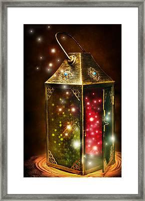 Magic Lantern Framed Print