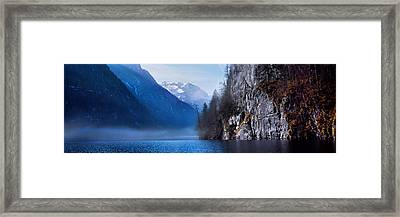 Magic Mist Framed Print