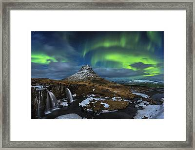 Magic Night Framed Print by Dr. Nicholas Roemmelt