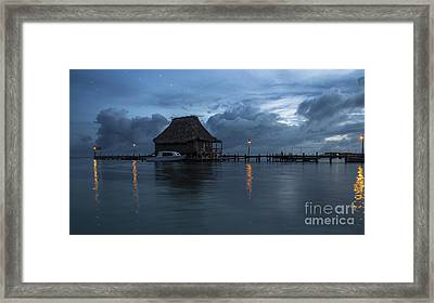 Magic Night  Framed Print