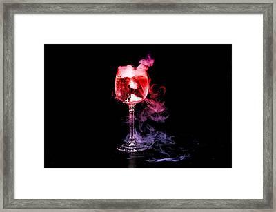 Magic Potion Framed Print by Alexander Butler