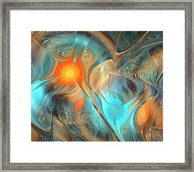 Magic Source Framed Print by Anastasiya Malakhova