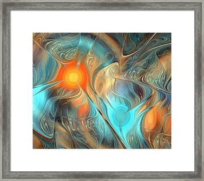 Magic Source Framed Print by Anastasiya Malakhova