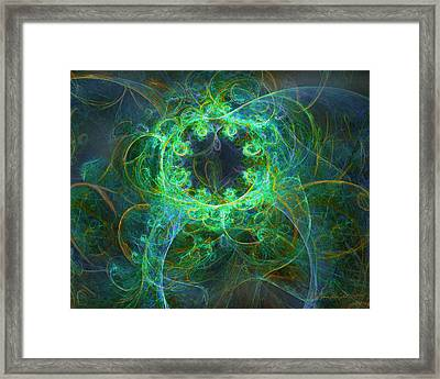 Magic Framed Print by William Wright