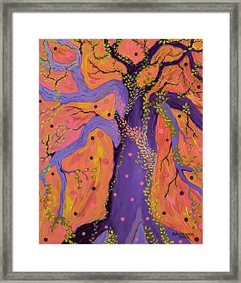 Magical Framed Print by Alison Caltrider
