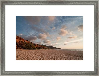 Framed Print featuring the photograph Magical Colors by Laura Melis