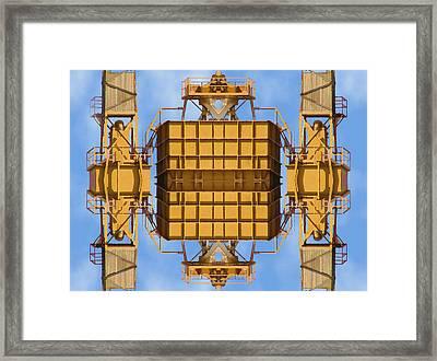 Magical Machinery 3 Framed Print