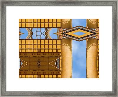 Magical Machinery 4 Framed Print