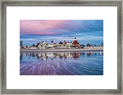 Magical Moment Horizontal Framed Print