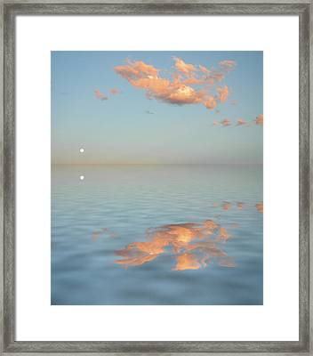 Magical Moment Framed Print by Jerry McElroy