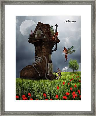 Magical Moments Framed Print by Surreal Photomanipulation