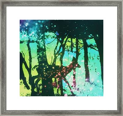 Magical Nature Framed Print