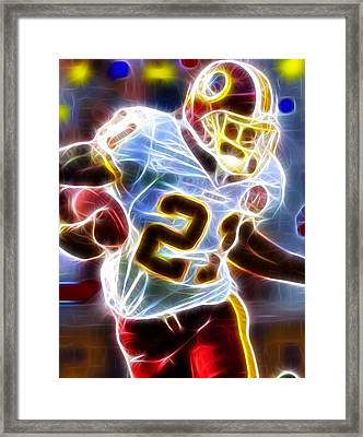 Magical Sean Taylor Framed Print by Paul Van Scott