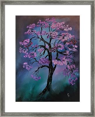 Magical Tree                  66 Framed Print