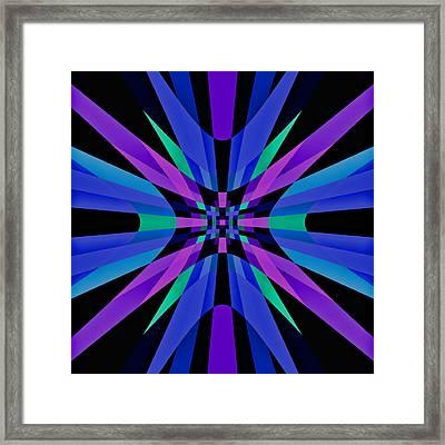 Magnetic Framed Print