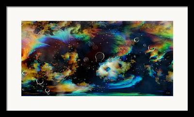 Florescent Lighting Framed Prints
