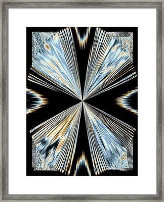 Magnetism 2 Framed Print by Will Borden