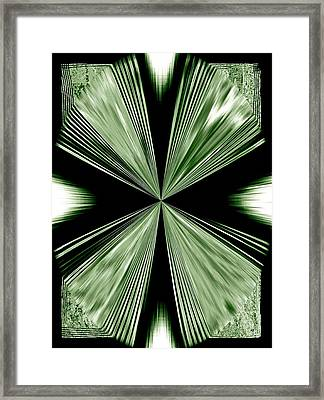 Magnetism Framed Print by Will Borden