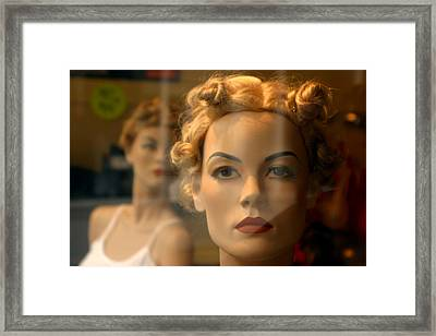 Mags 3 Framed Print by Jez C Self