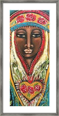 Maia Framed Print by Maya Telford