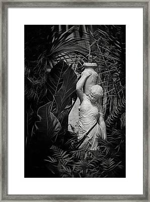 Maiden Water Bearer Framed Print