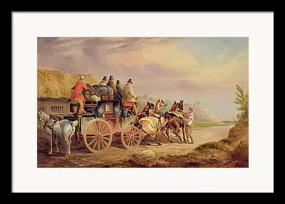 Devonport To London Framed Prints