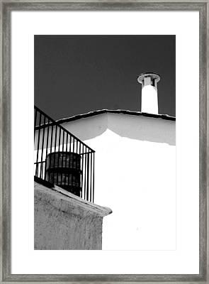 Mairena 16 Framed Print by Jez C Self