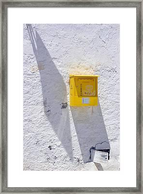 Mairena 4 Framed Print by Jez C Self