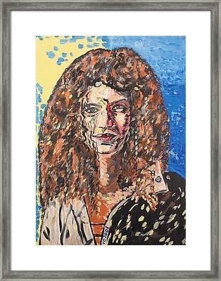 Maja Framed Print