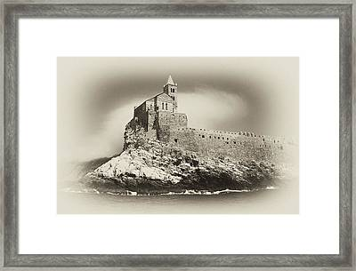 Majestic Church Framed Print by Eggers Photography