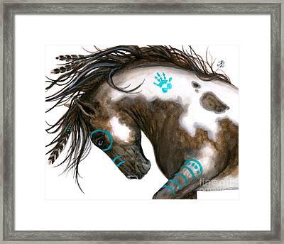 Majestic Horse #151 Framed Print