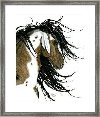 Majestic Horse 159 Framed Print