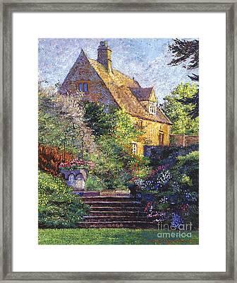 Majestic Impressions Framed Print by David Lloyd Glover