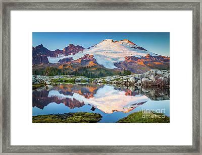 Majestic Kulshan Framed Print