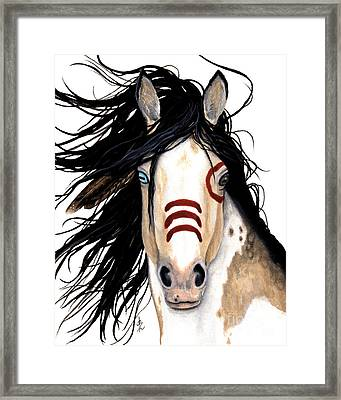 Majestic Look 136 Framed Print
