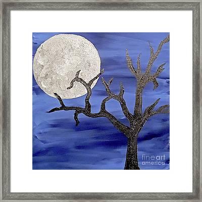 Majestic Night Framed Print