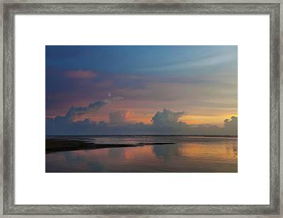 Majestic Rise Framed Print