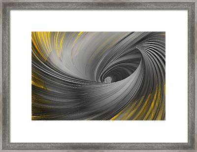 Majestic Soar Framed Print by Lourry Legarde