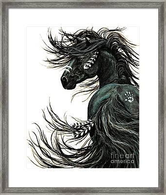 Majestic Spirit Horse Framed Print