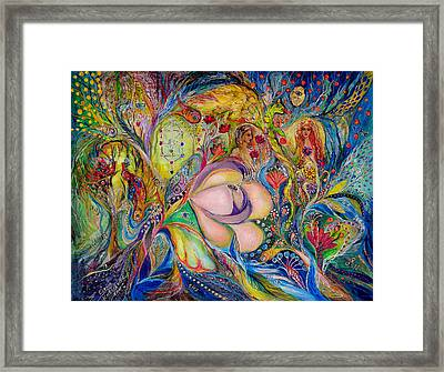 Making Decisions Framed Print by Elena Kotliarker